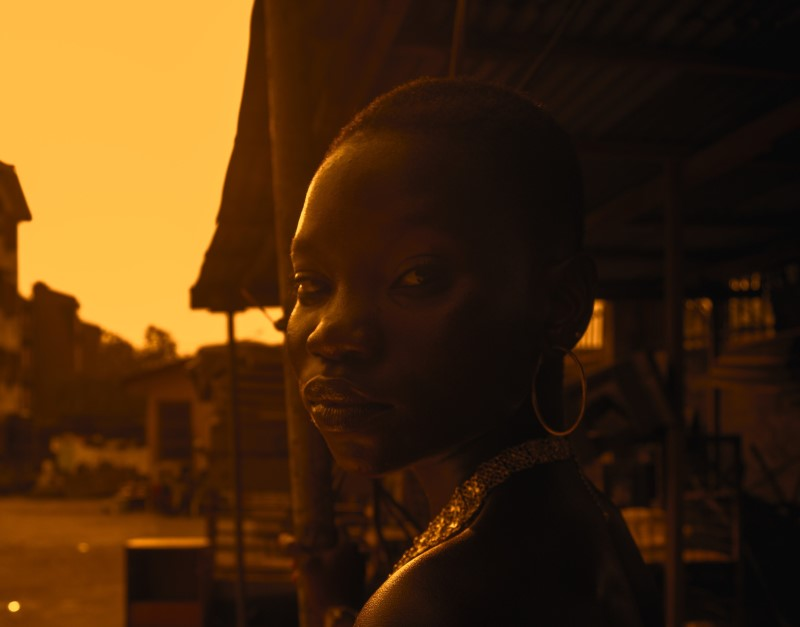 woman in Lagos, Nigeria