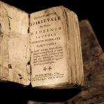 a book that is difficult to read - published in 1694, in Bologna