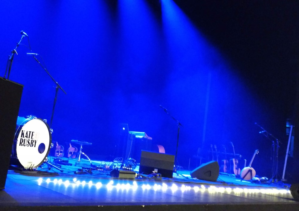 Kate Rusby stage