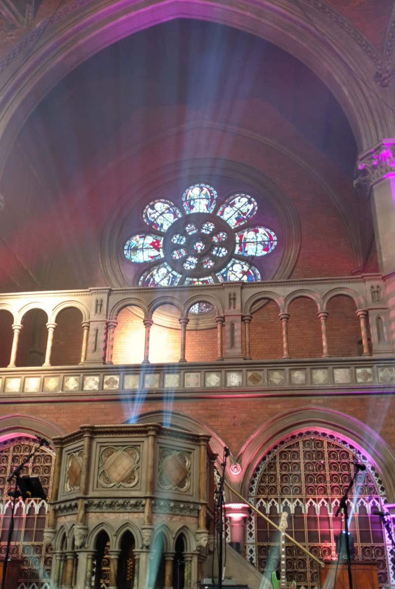 Thea Gilmore performs at Union Chapel