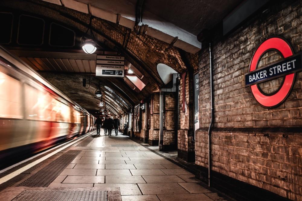 Baker Street - London Underground - London Tube