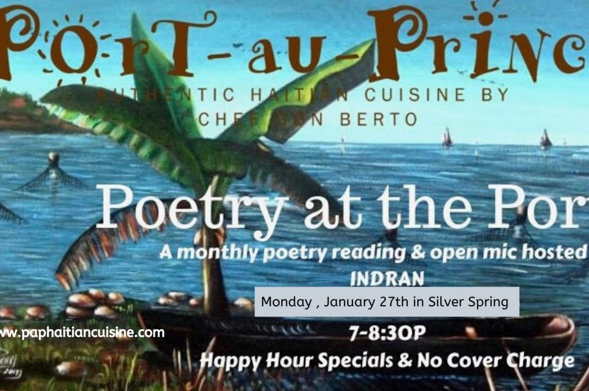 Poetry at the Port 2020