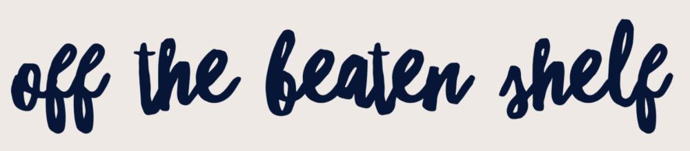 Off the Beaten Shelf blog by Mandy Shunnarah