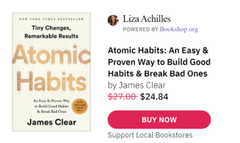 Bookshop - Atomic Habits