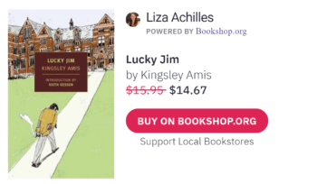 Bookshop - Lucky Jim
